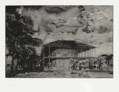 Hurvin Anderson-Nine Etchings 9-2005