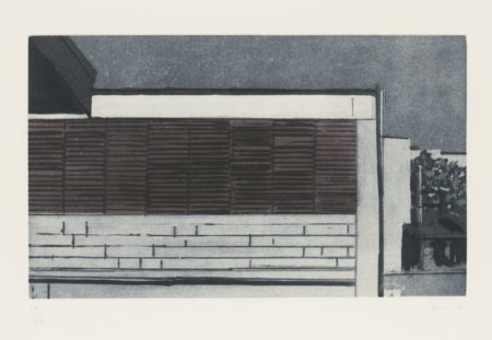 Hurvin Anderson-Nine Etchings (One Plate)-2005
