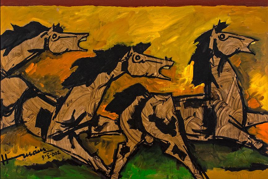 Husain - Horses
