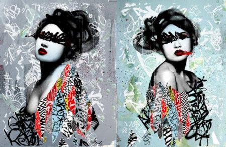 Hush-Unseen I and II-2013
