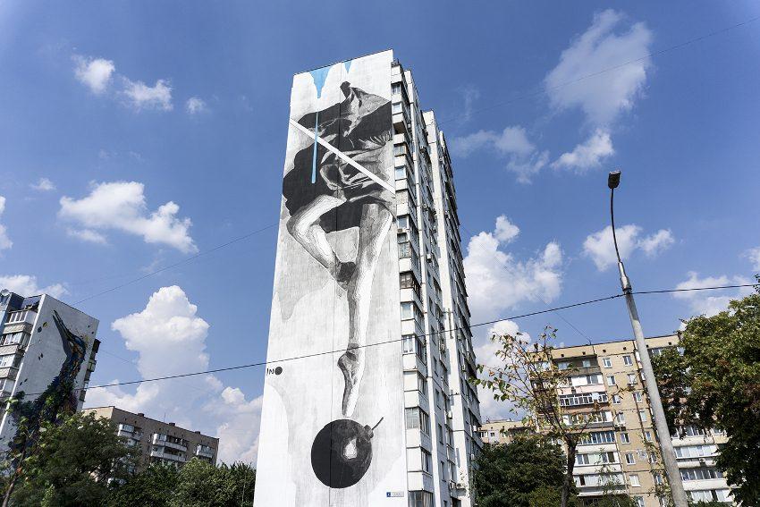 INO - Instability, ArtUnitedUs, Kiev, Ukraine, 2016, photo credits of the artist