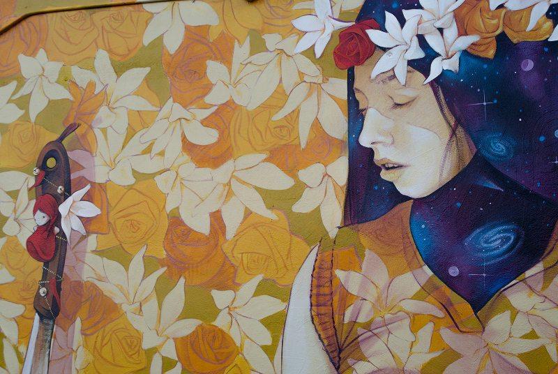 INTI - Codo a Codo, en la calle somos mucho mas que dos - Wynwood, Miami, 2015 - detail #3