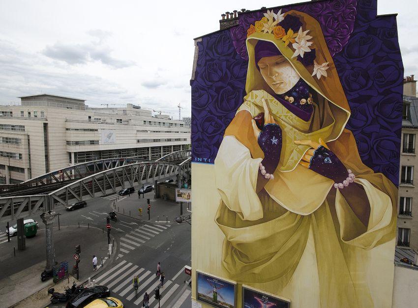 INTI - La Madre Secular II, Paris, France, 2016