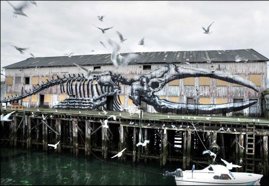 Street art photography