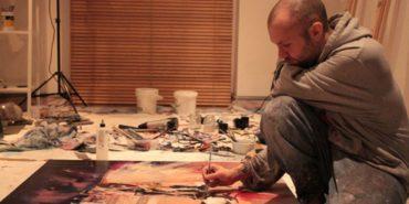 Ian Francis - profile, contemporary art