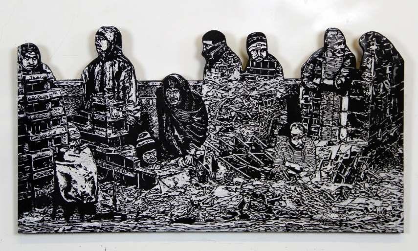 icy & sot urban art