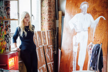 Arusha Gallery Presents Ilona Szalay Art Show in London