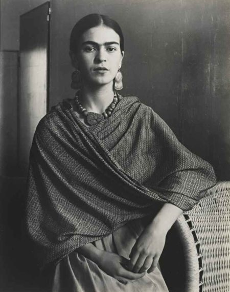 Imogen Cunningham-Frida Kahlo Rivera-1931