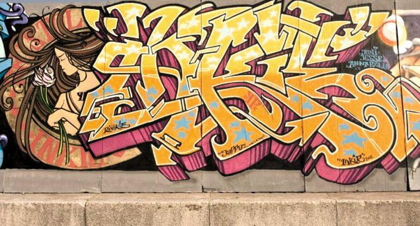 Inkie - Mural 2