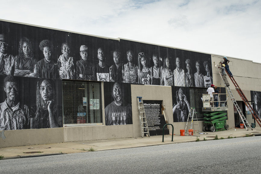 Inside Out, Baltimore