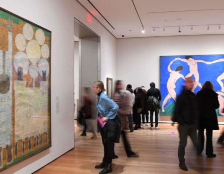 MoMA's Response to Travel Ban - What Does It Tell Us about Cultural Industry?