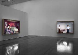 Installation view of Jeff Wall Photographs, via artblant com