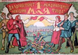 International Workers' Day russian people great history time ussr stalin