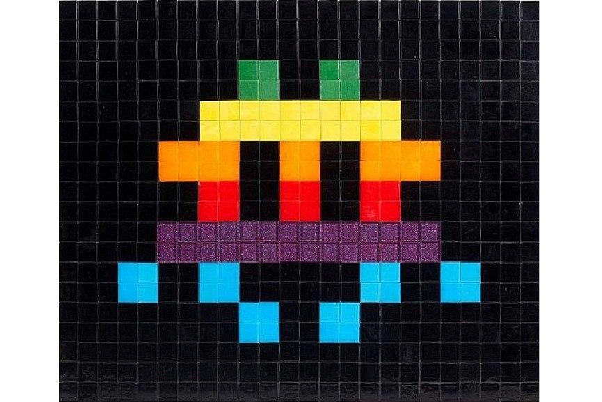 Invader art
