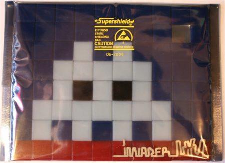 Invader-Invasion Kit No.12 Home-2010