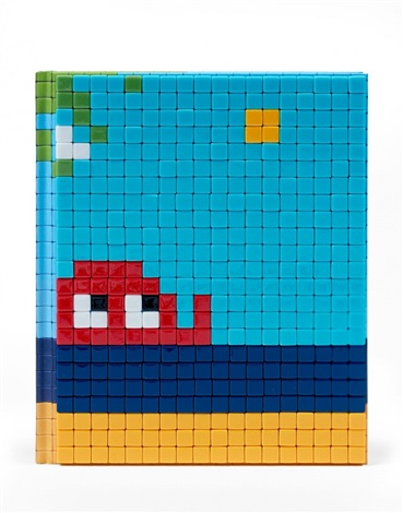 Invader-Mission Miami Mosaique Cover 35-2012