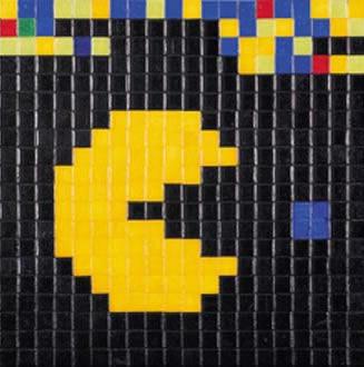 Invader-Pacman Plus Bug-2003