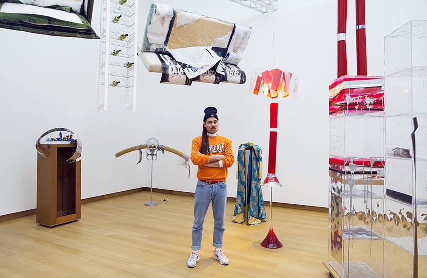 new 2007 museum buchholz  retrospective biennale venice galerie