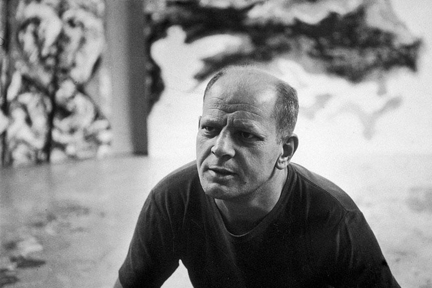 Pollock and Monet