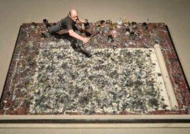 Jackson Pollock by Joe Fig