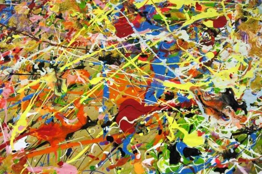 Where is Action Painting Today ? The Heritage of Jackson Pollock ...