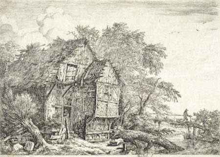 The Little Bridge-1650