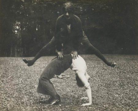 Simone Et Golo Saint-Cloud-1913