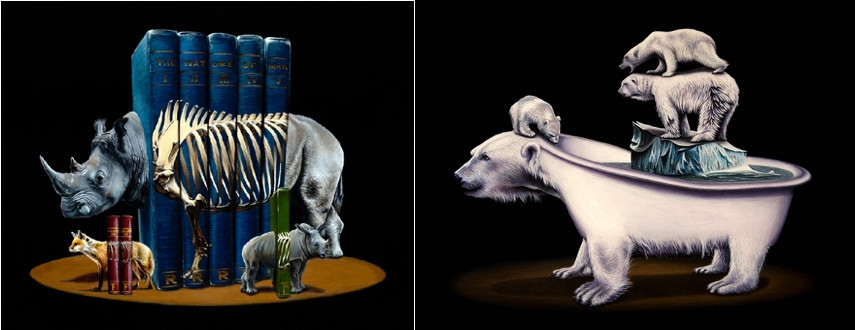 Jacub Gagnon - Untitled #2 (Left) / view new blog time love in jpg, 2011