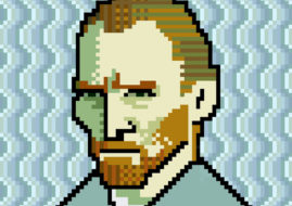 pixel game create artist use it's created character help source drawing user