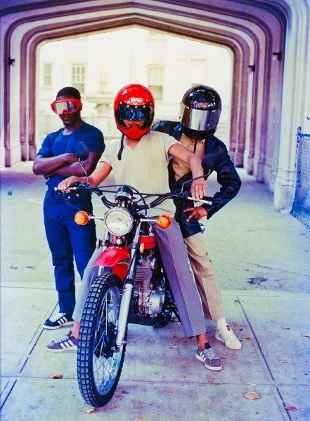 Jamel Shabazz-Unknown Riders-2010