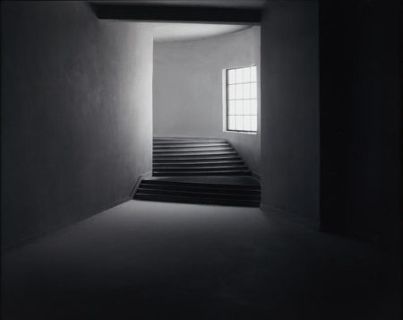 James Casebere-Turning Hallway-2003