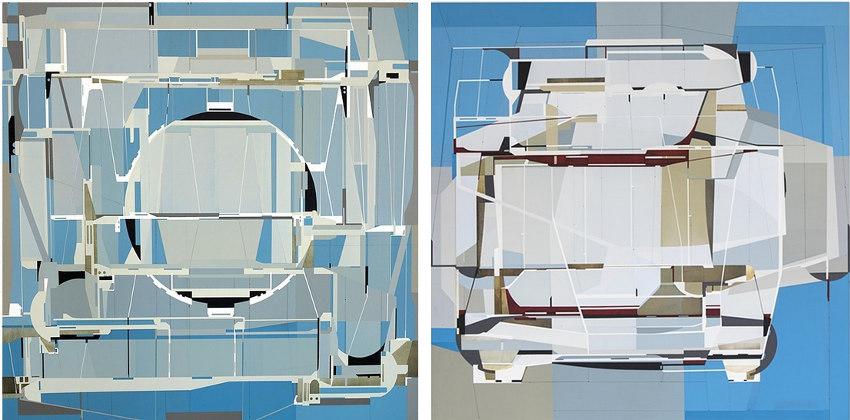 artworks by james kennedy