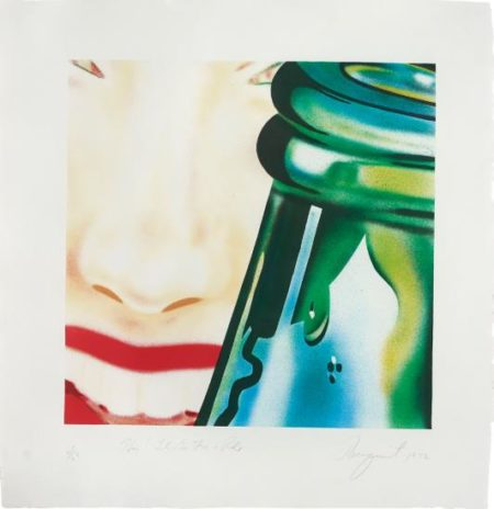 James Rosenquist-Hey! Let's Go For A Ride-1972