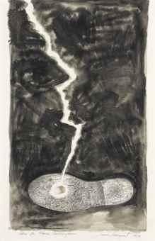 James Rosenquist-Idea for Merce Cunningham-1984