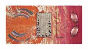 James Rosenquist-Star Towel Weather Vane-1977