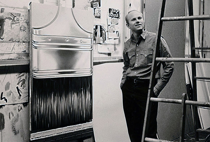 american artist rosenquist, famous in american advertising, died ahead of april 2017