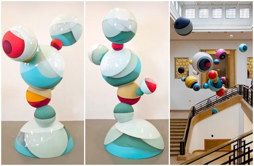 Jan Kalab-Sculptures, 2014