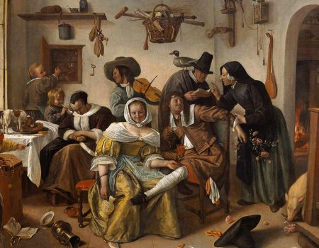 Genre Painting and Its Influence on Contemporary Art