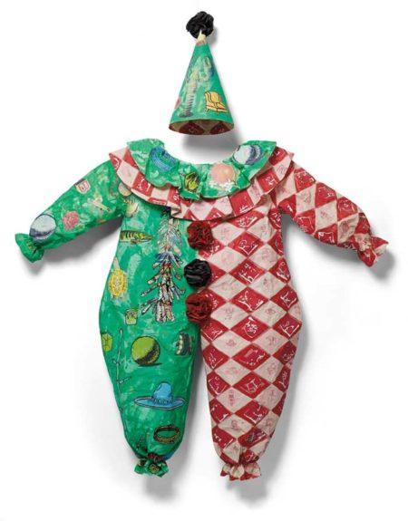 Jane Hammond-Clown Suit-1995