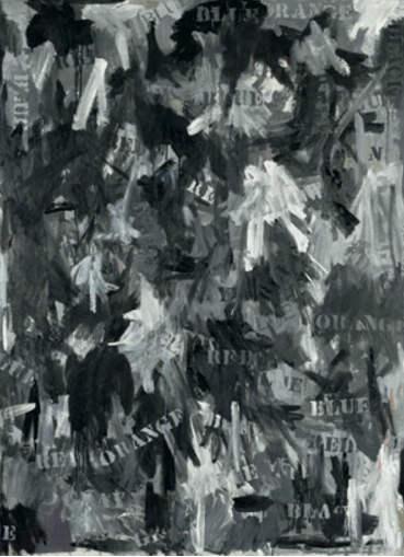 Jasper Johns-Jubilee-1959
