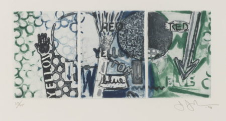 Jasper Johns-Untitled-1998