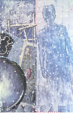 Jasper Johns-Winter-1986