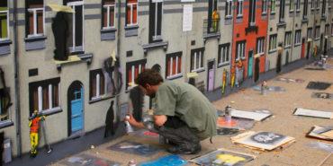 Jaune, Artist, 2014, photo via project2565.com
