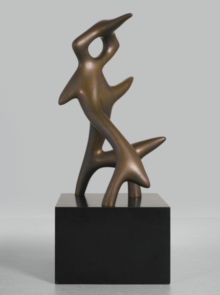 Jean Arp-Squelette D'Oiseau-1968
