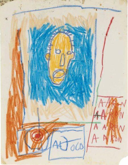 Jean-Michel Basquiat-Ajoco-1982