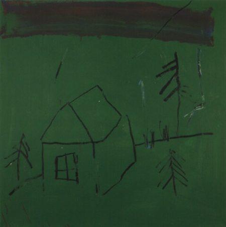 Jean-Michel Basquiat-Alpendorf-1983