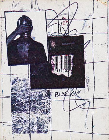 Jean-Michel Basquiat-(Anti) Product-1977