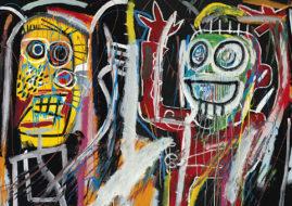 jean michel basquiat artwork 1983 warhol