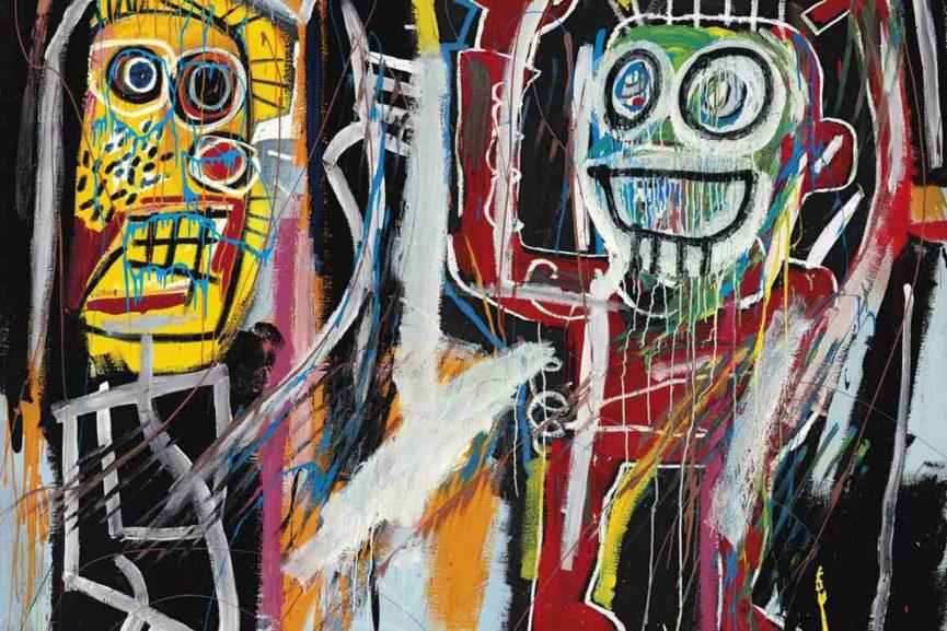 Basquiat Street Art Masterpieces – Street Art Legends ...