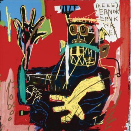 Jean-Michel Basquiat-Ernok-1982
